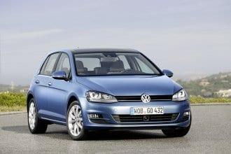 Dünyada da yılın otomobili Yeni Golf