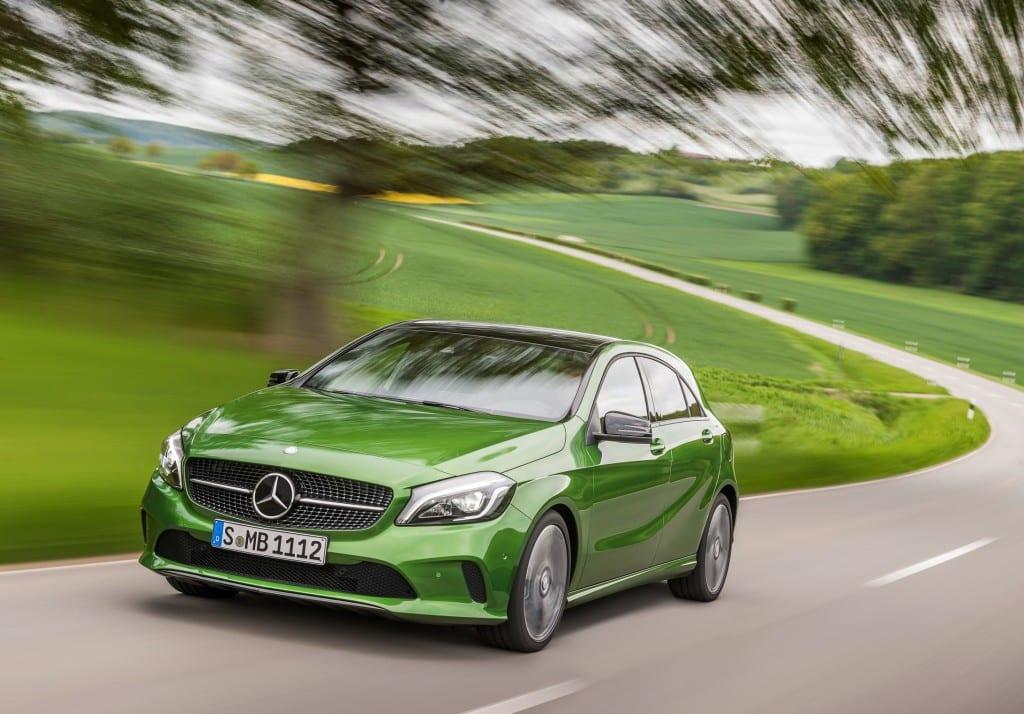 Mercedes-Benz A Serisi