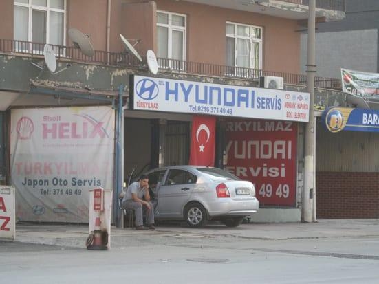 Hyundai yetkili servis öneriyor