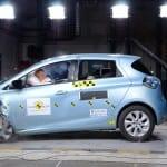 ZOE EuroNCAP www.e-motoring.com