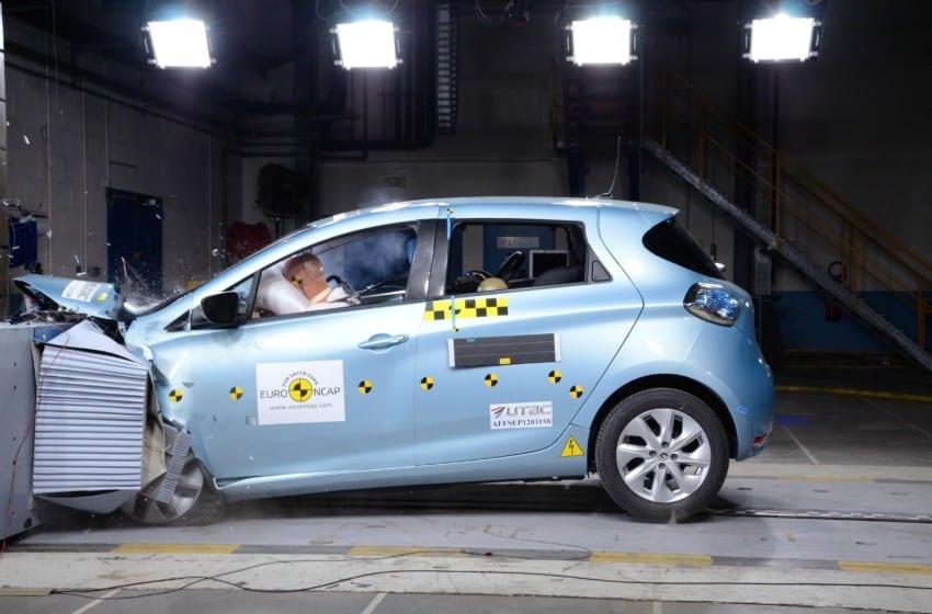 Renault ZOE'ya 5 yıldız