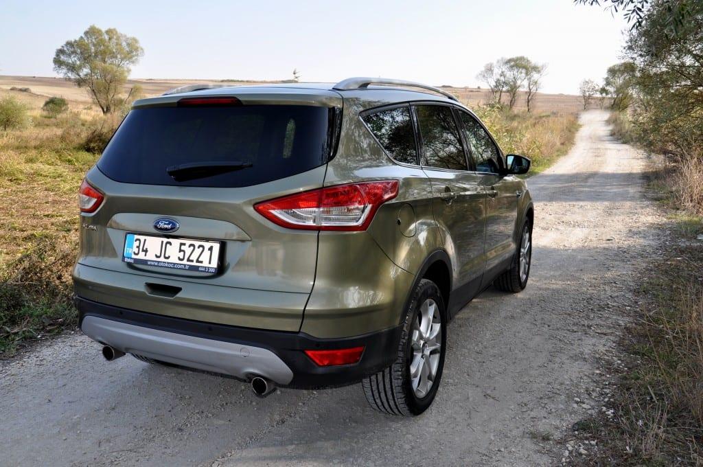 Ford Kuga 1.6L EcoBoost Selective
