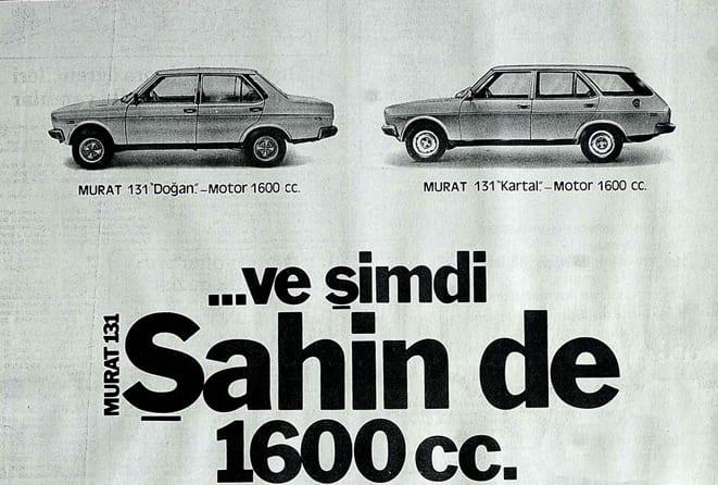 Murat 131 Şahin www.e-motoring.com