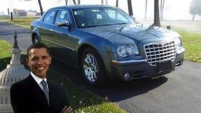 Obama'nın Chrysler'i satılık