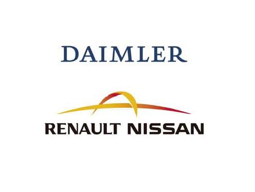 Renault-Nissan ve Daimler arasındaki işbirliği artıyor