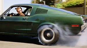 McQueen'in Mustang'i geri döndü!