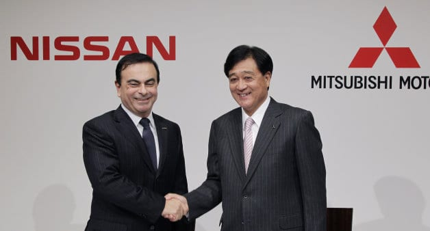Renault-Nissan ittifakına üçüncü ortak