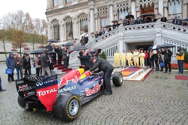 Formula 1 geri dönüyor