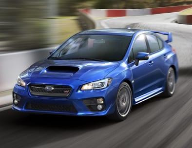 En hızlı Subaru: WRX STI