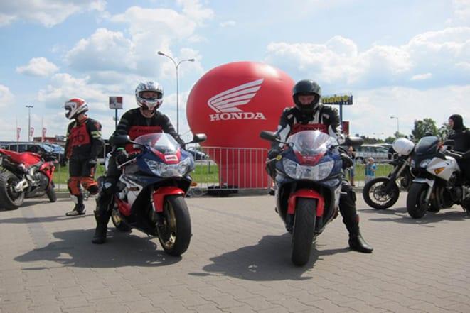 Honda Gymkhana'nın üçüncü etabı başlıyor