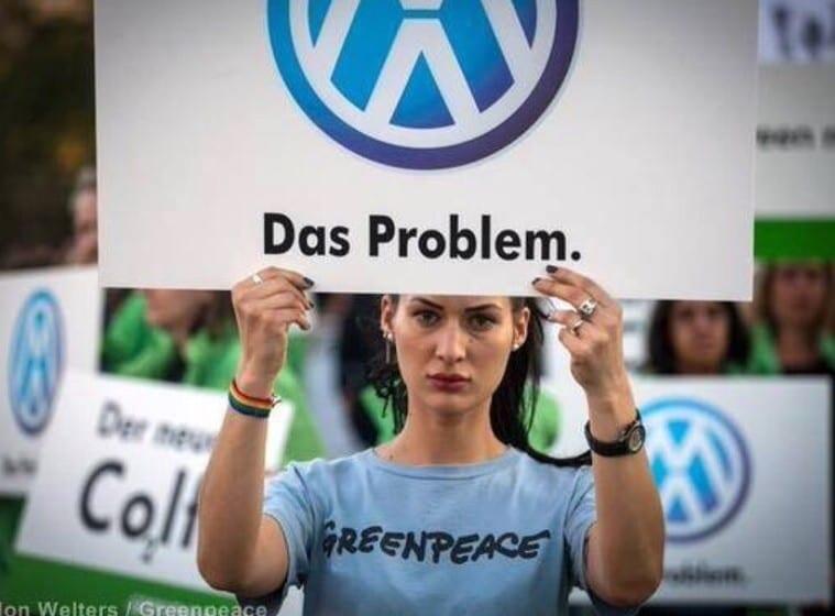 VW patronu Winterkorn istifa etti