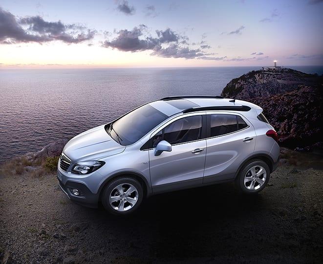 Mokka'nız Opel'den!