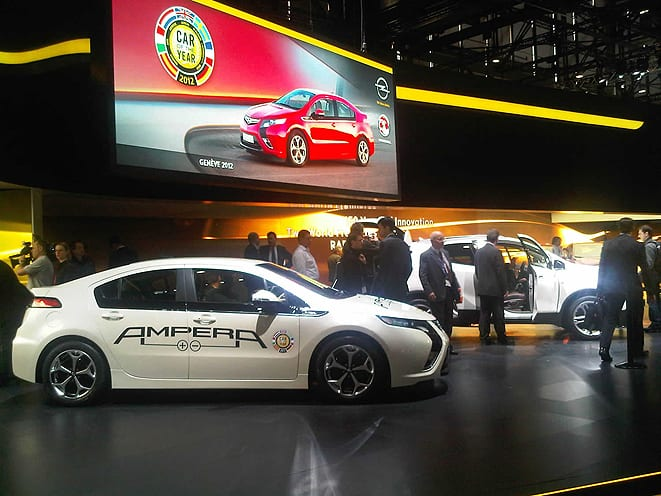 Opel'den üç önemli lansman