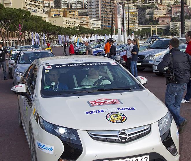 Monte Carlo'da yüksek gerilim!