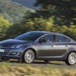 Opel Astra Sedan www.i-motoring.com