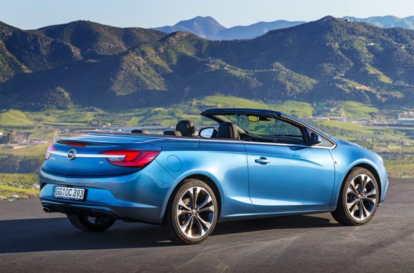 Opel Cascada piyasada