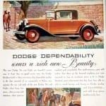 dodge roadster