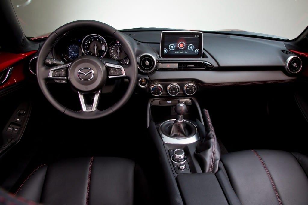 Mazda MX-5 www.e-motoring.com