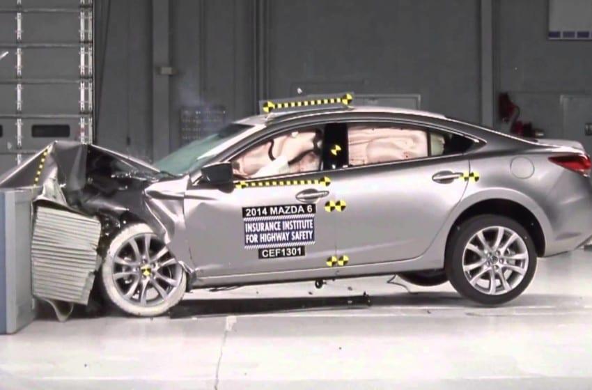 Mazda6'ya EuroNCAP'ten 5 yıldızlı kurdele!