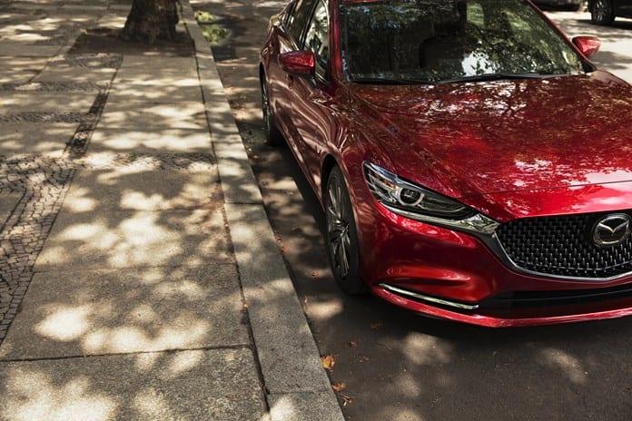 Yeni Mazda6 podyuma çıkıyor