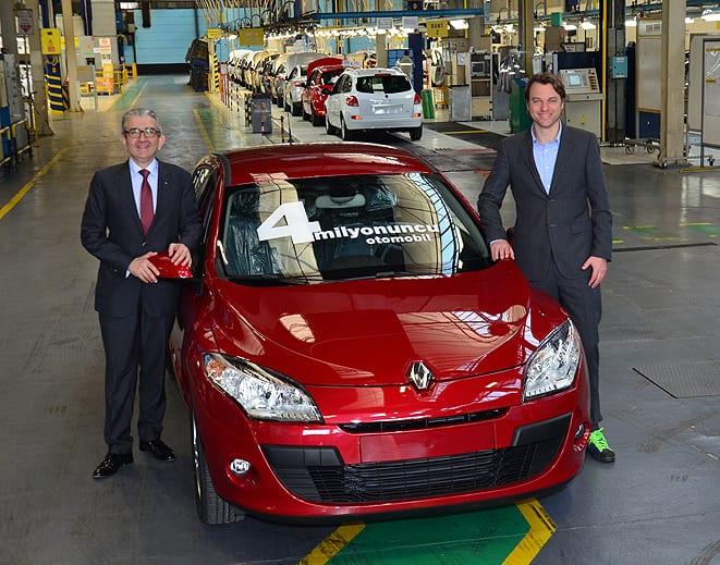 Oyak-Renault'nun büyük gururu