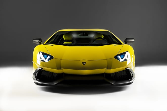 Lamborghini Aventador LP 720-4 50° Anniversario www.e-motoring.com