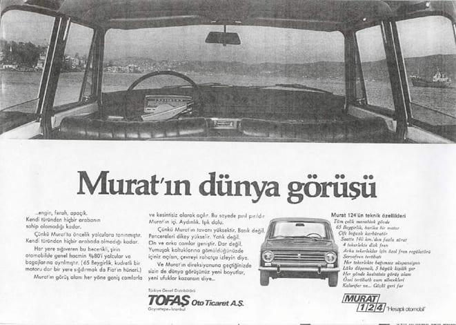 Murat'ın dünya görüşü