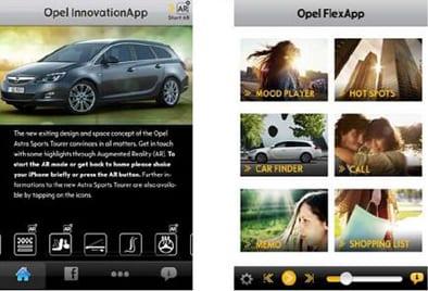 Opel'den iPhone açılımı