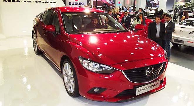Yepyeni Mazda6'yı ziyaret edin!