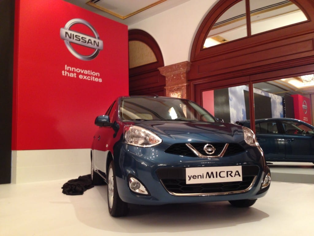 Nissan Micra www.e-motoring.com
