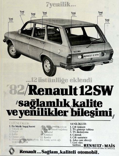 Renault 12 SW www.e-motoring.com