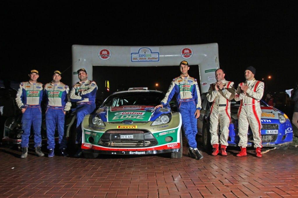 Castrol Ford Team Türkiye Şampiyon www.e-motoring.com