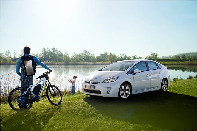 """Toyota'nın """"sürdürülebilir"""" başarısı…"""