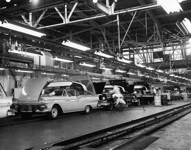 Dünyada motorlu araç üretimi %8 arttı