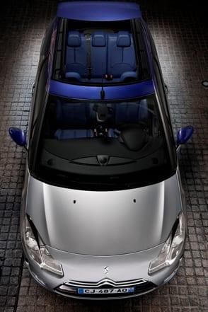Citroen DS3 Cabrio www.e-motoring.com