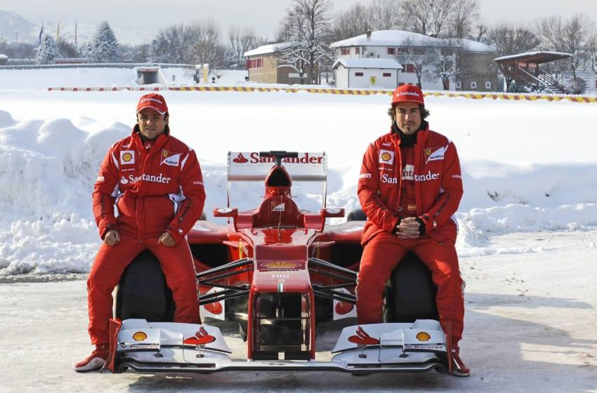 İşte Ferrari'nin F1'de 2012 otomobili