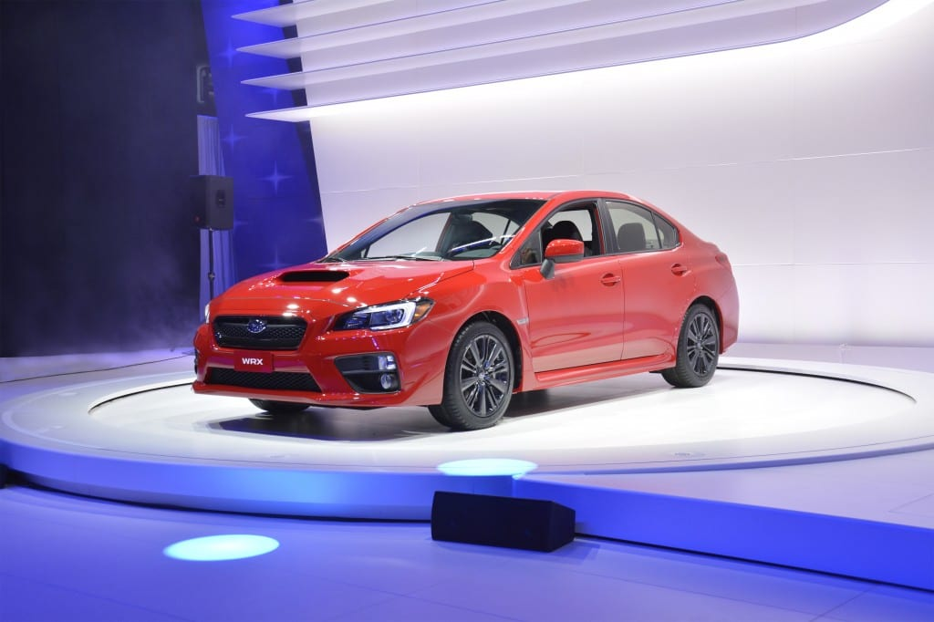 Subaru WRX www.e-motoring.com