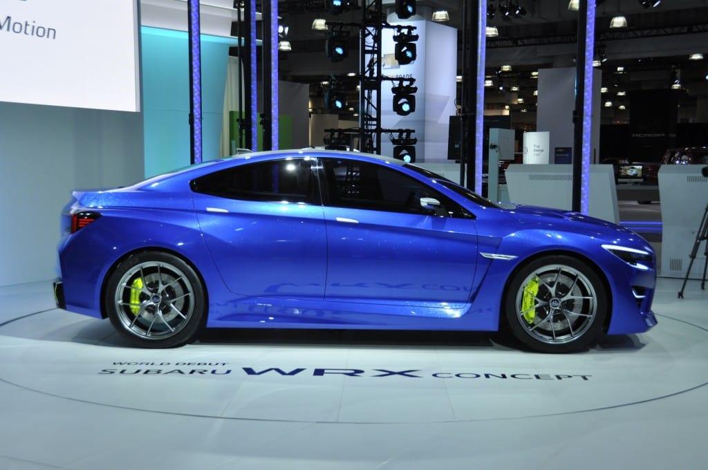 Subaru WRX Concept www.e-motoring.com