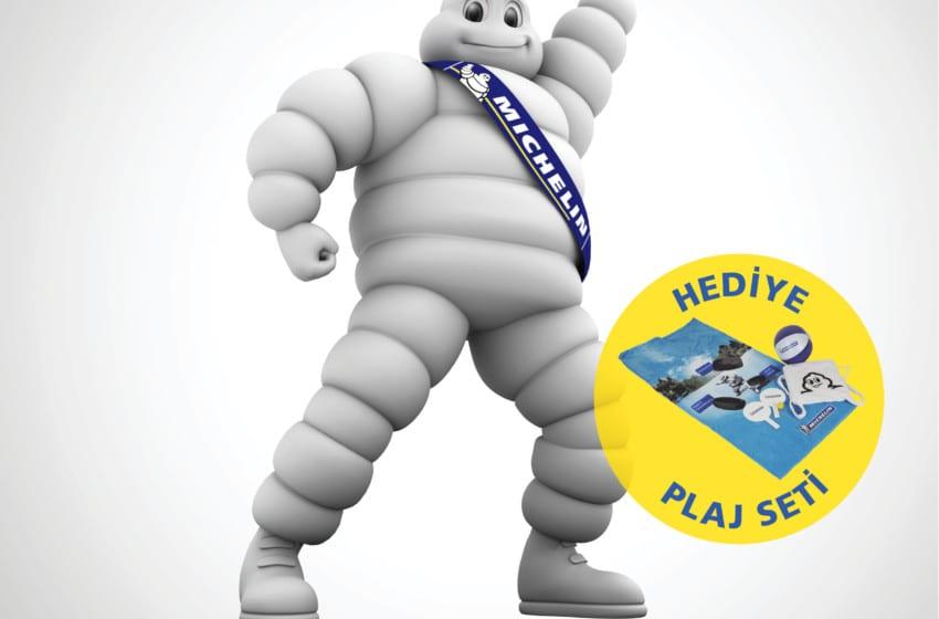 Michelin'den 'yazlık' kampanya