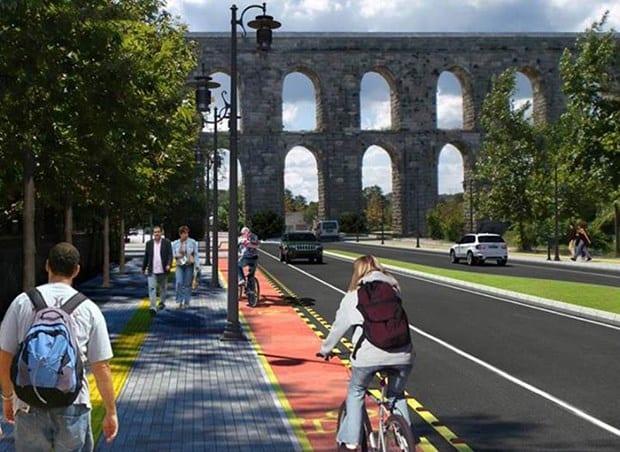 Bisikletlilere yol, hız sınırı ve ehliyet zorunluluğu geldi